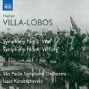 Villa-Lobos: Symphony Nos. 3 'War' & 4 'Victory' thumbnail