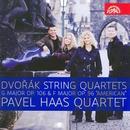 """Dvorak: String Quartets, Opp. 106 & 96 """"American"""" thumbnail"""